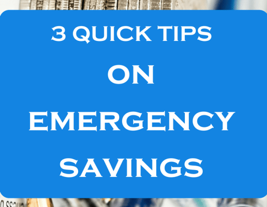 How to set up an emergency savings fund even when you don't have the cash to spare