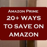 Click through to learn about all the different ways to save with Amazon Prime! Amazon Prime - is it worth it?