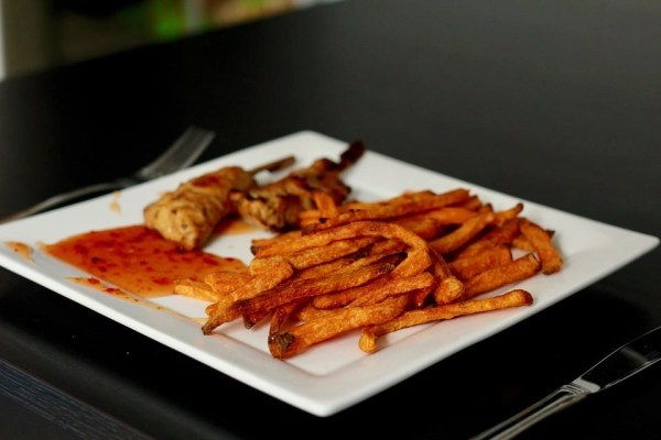 Kid Friendly Recipes with sweet potatoes
