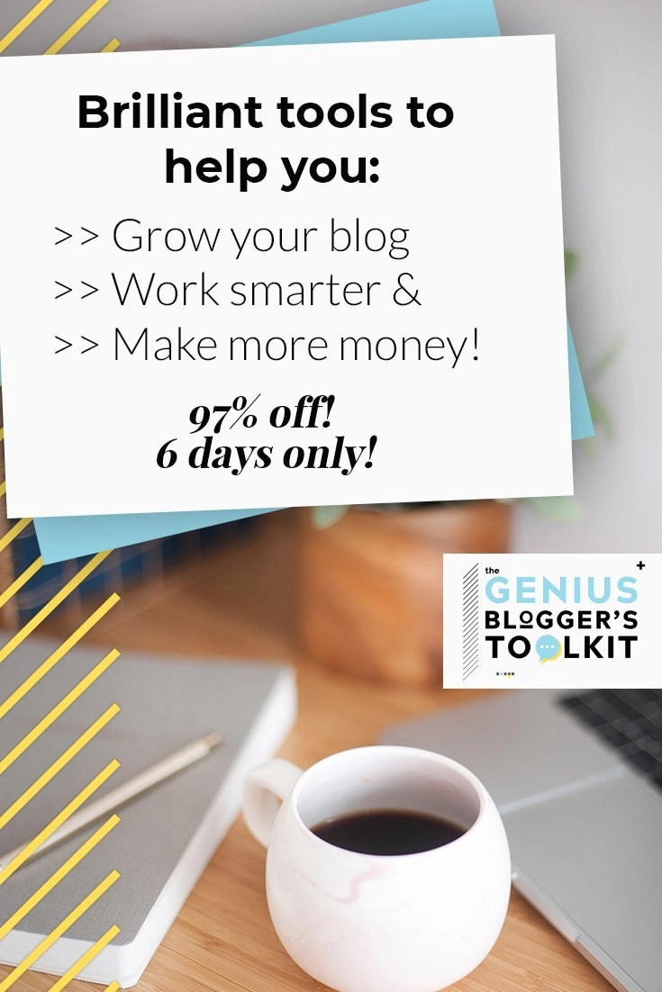 genius blogger toolkit review