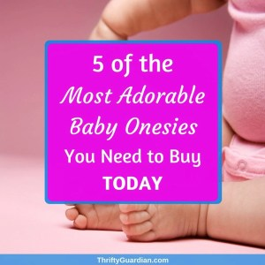 Top Five Most Adorable Baby Onesies
