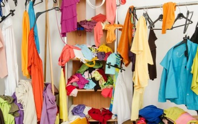 Decluttering With Kids: Helping Them Let Go of Stuff