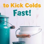 kitchen hacks cure colds