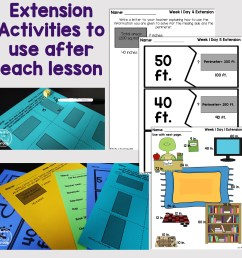Area And Perimeter Worksheets For 4th Grade   Printable Worksheets and  Activities for Teachers [ 2304 x 2304 Pixel ]