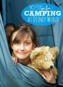 10 Disney World Camping Tips
