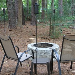 Low Chairs For Fire Pit Chair Covers Geelong Tips Hosting A Backyard Party  Thrifty