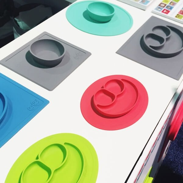 EZPZ Fun Silicone Placemats | 25 Top Baby Products from the ABC Kids Expo