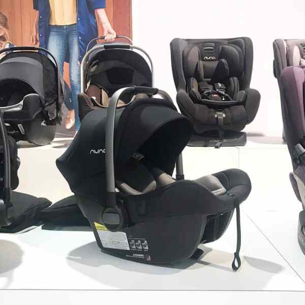 Nuna Pipa Lite Infant Car Seat | 65 Top Baby Products for 2018 from the ABC Kids Expo