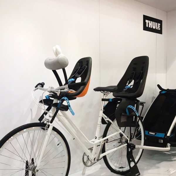 Thule Yepp Nexxt Bike Seats | 65 Top Baby Products for 2018 from the ABC Kids Expo