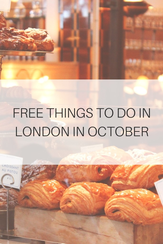fun-things-to-do-in-london-october-bakery