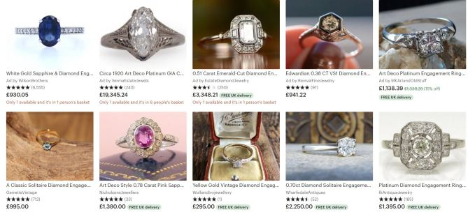 second-hand-engagement-rings-on-etsy