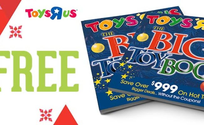 Get Your Free Toys R Us Catalogue Thrifty Momma Ramblings