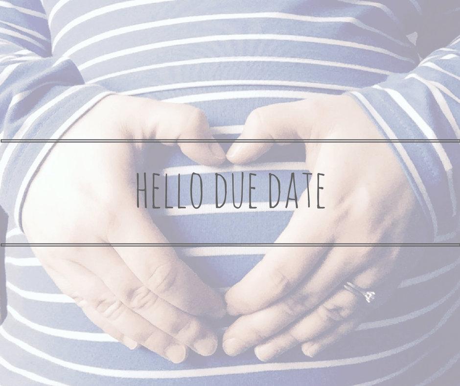 hello due date title