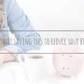 6 money saving tips
