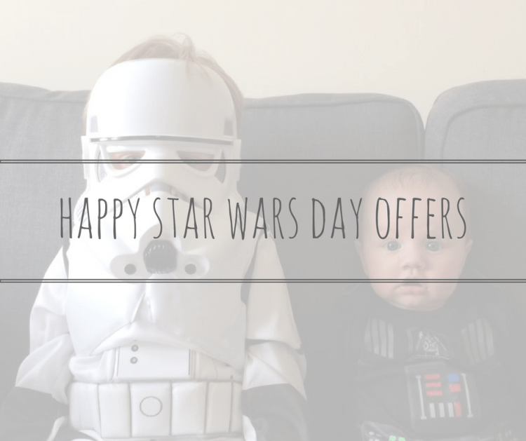 Star Wars Day Offers
