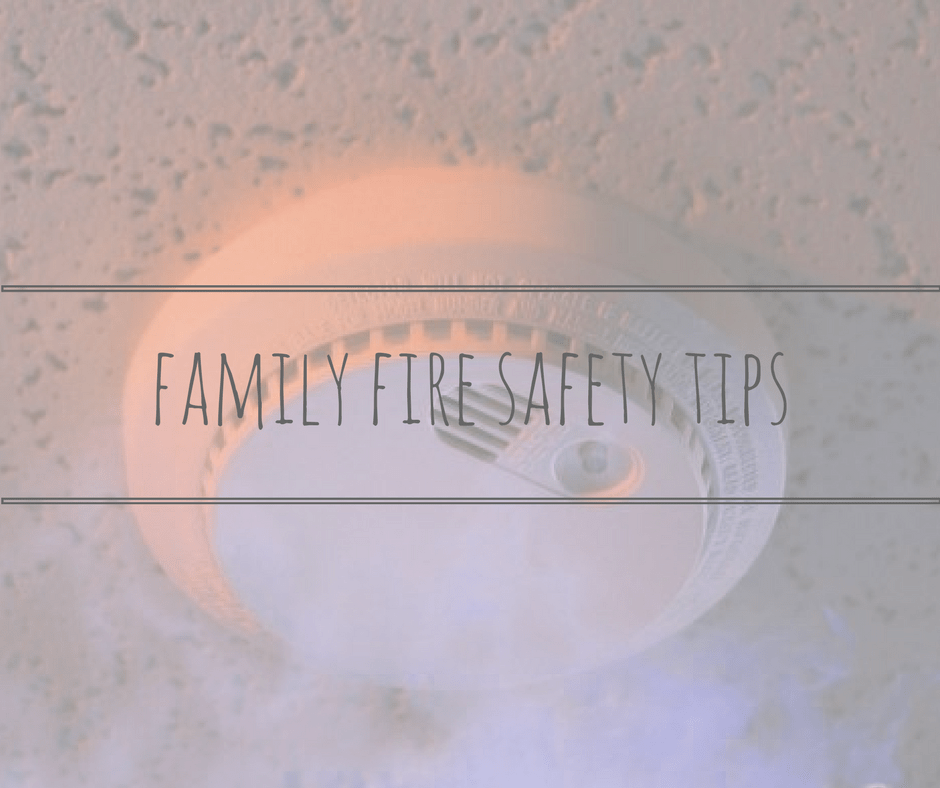 family fire safety