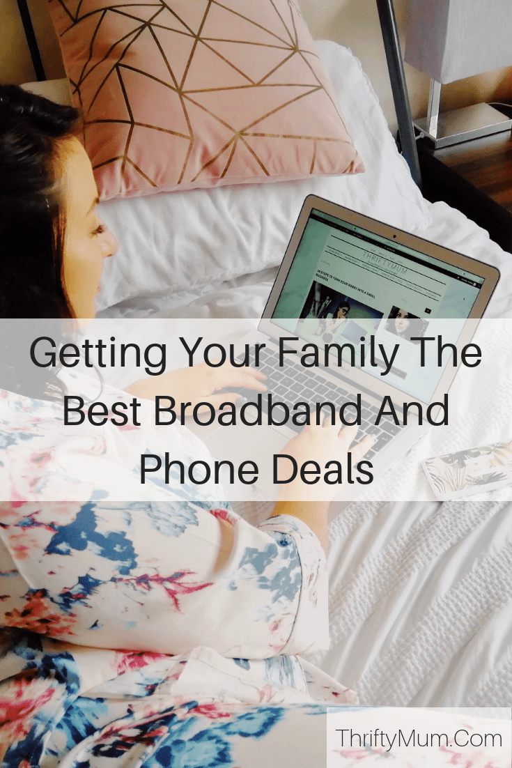 Getting Your Family The Best Broadband And Phone Deals