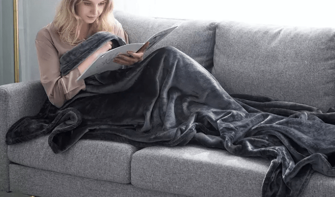 electric blanket gifts that save money