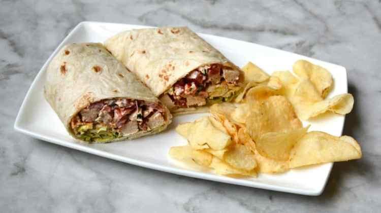 Applebees Chicken Fajita Roll-Ups Recipe