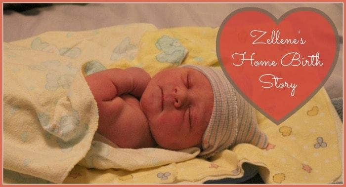Zellene's Home Birth Story