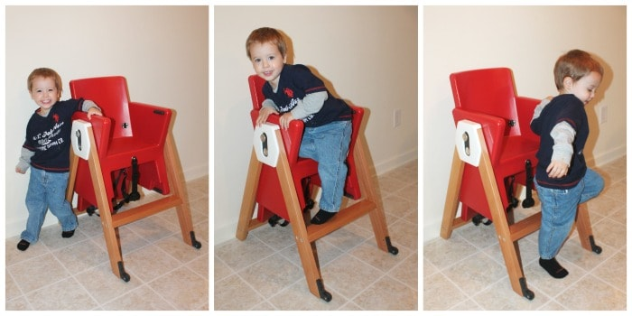 The Joovy HiLo – the Highchair that Grows with Your Child