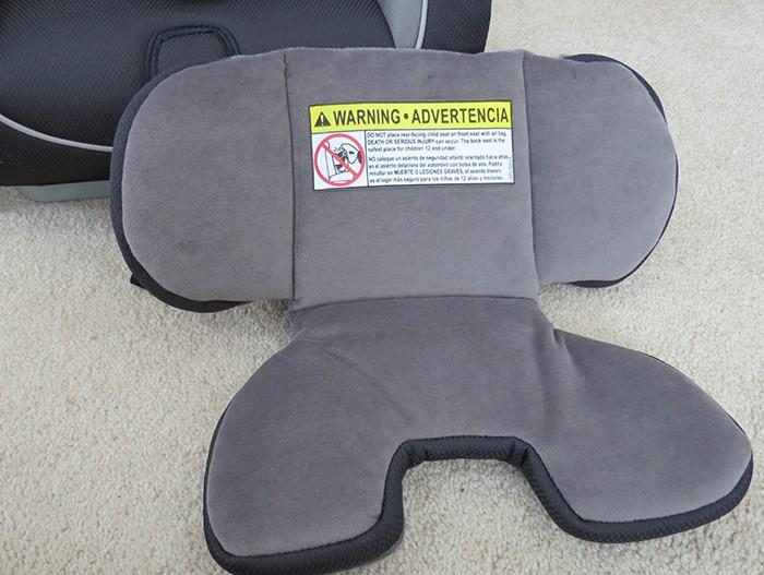 Graco-milestone-car-seat-review-headrest