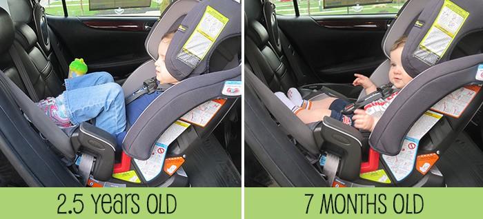 Milestone-graco-rear-facing-car-seat