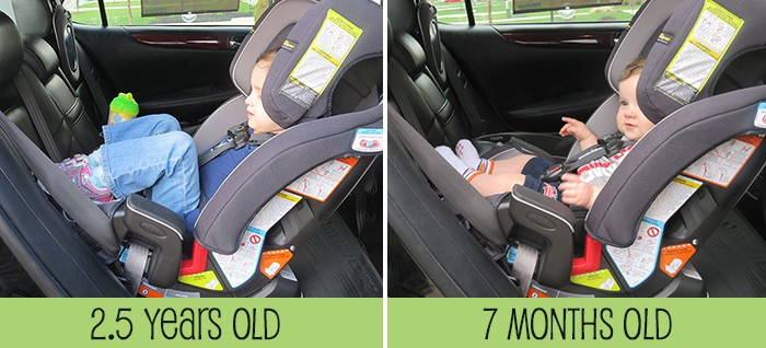 Graco Milestone All-in-1 Car Seat Review - Thrifty Nifty Mommy