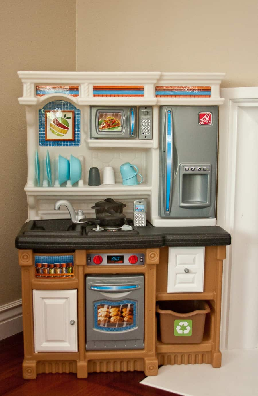 Step2 LifeStyle Custom Kitchen Review Thrifty Nifty Mommy