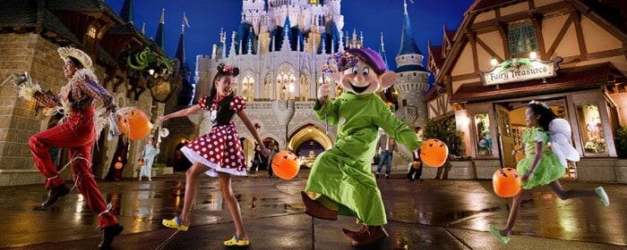 Mickey's Not-So-Scary Halloween