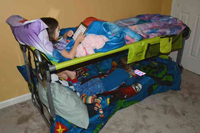 The Ultimate Portable Bunk Beds For Kids Thrifty Nifty Mommy