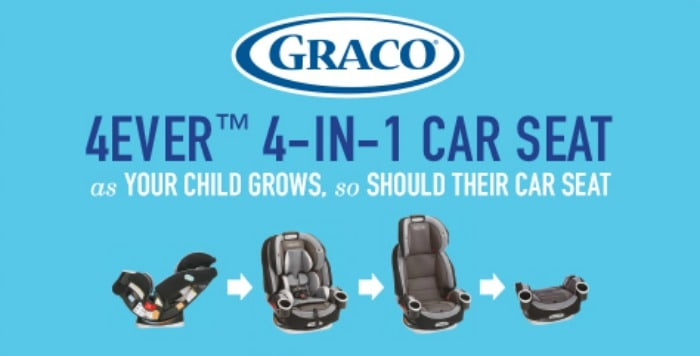 Graco 4ever All In 1 Car Seat Review Thrifty Nifty Mommy