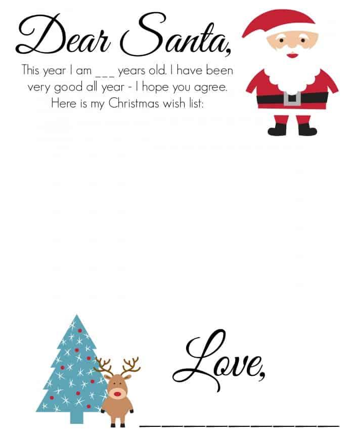 Christmas Wish List 7