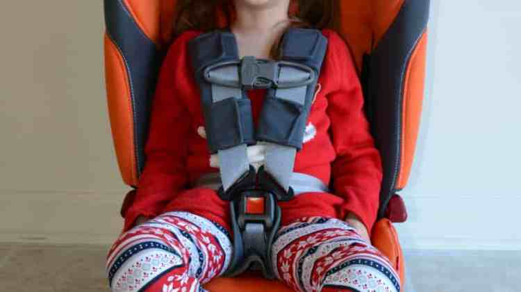 Diono Pacifica Convertible + Booster Car Seat Review