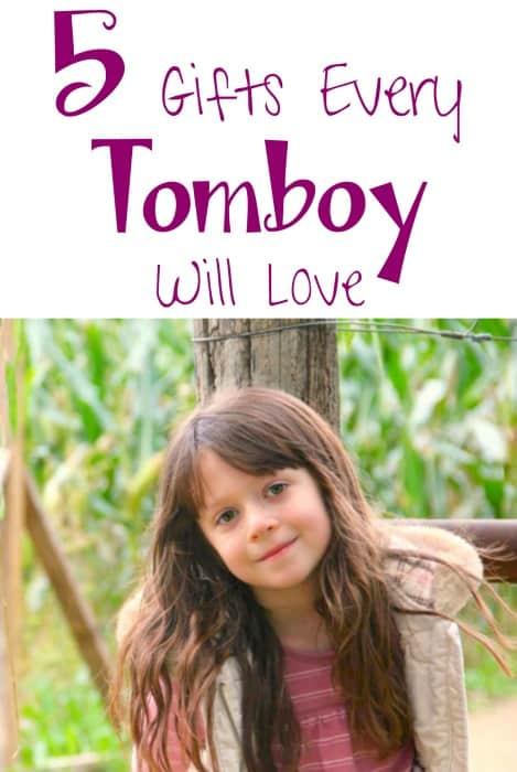 5 Gift Ideas Tomboys Will Love