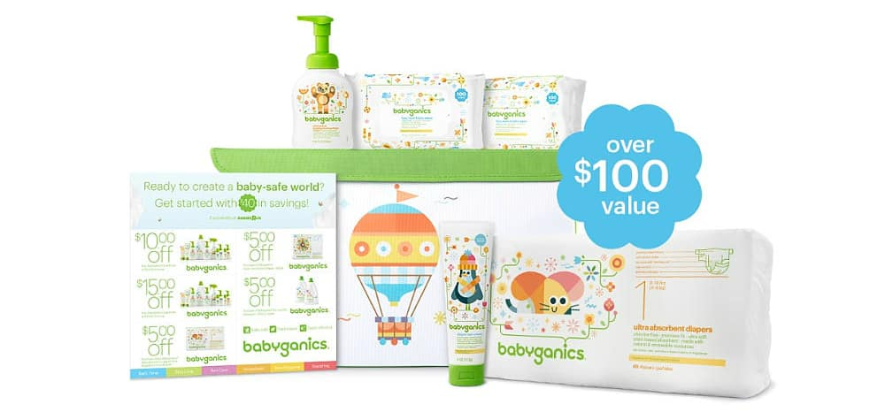Babyganics Bundle
