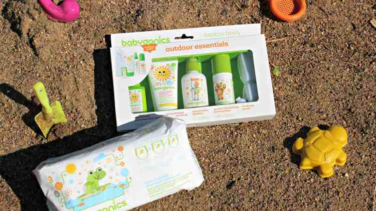 Getting Ready For Summer With Babyganics {+ Giveaway}