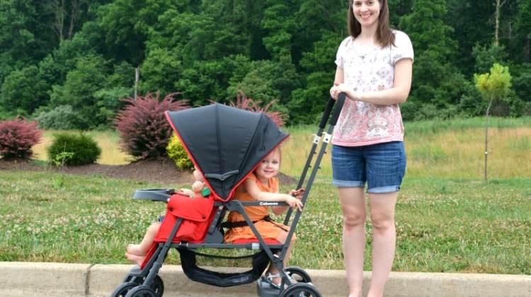 Joovy Caboose Stroller Review