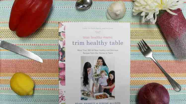 Our Family Table {+ Trim Healthy Mama's Trim Healthy Table Giveaway!}