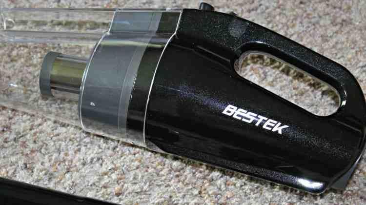 BESTEK Pro-Cyclone Rocket Vacuum {+Giveaway}