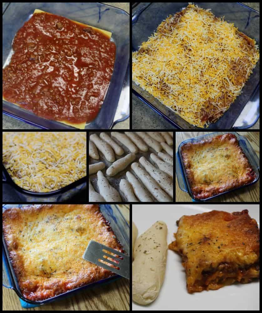 Homemade Lasagna Recipe