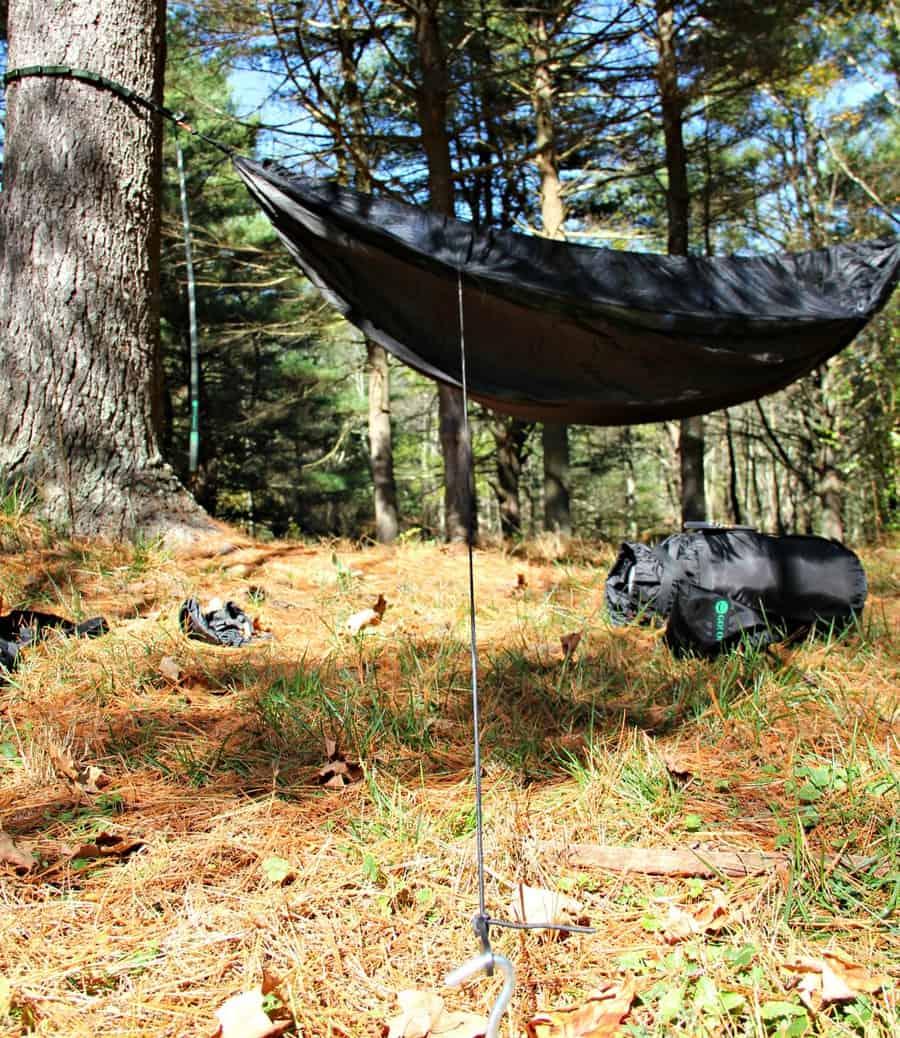 thirdly this hammock gives you the option to stake out your  ting to give your hammock a more  u201ctentlike u201d feel  basically this hammock gives you the     go camping hammock 2 0 review   giveaway   thrifty nifty mommy  rh   thriftyniftymommy