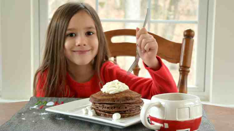 Swiss Miss Pancakes Recipe – A Christmas Morning Tradition!