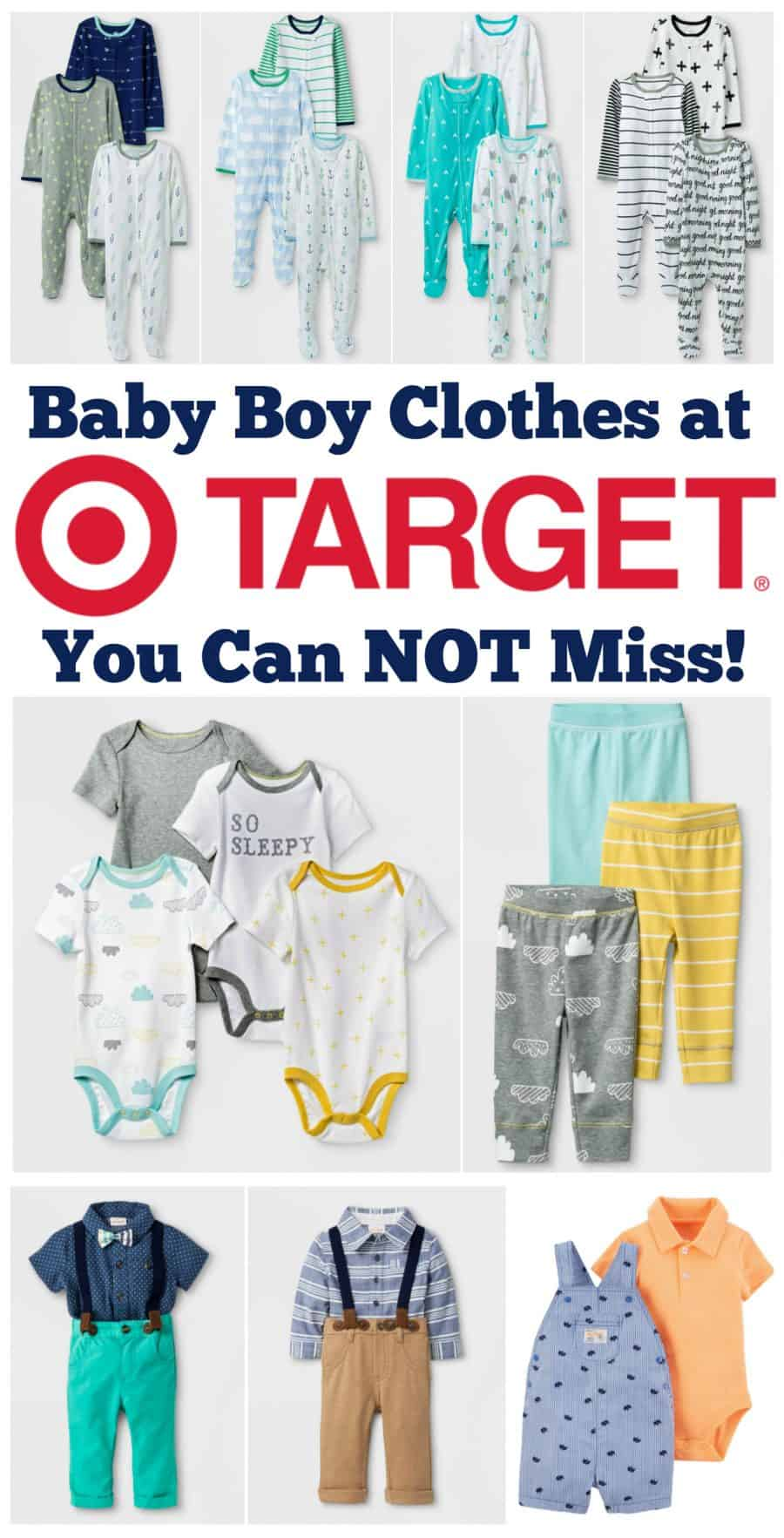 Target Baby Boy Clothes You Can Not Miss Thrifty Nifty Mommy
