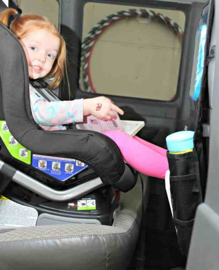 Essentials By Britax Allegiance Convertible Car Seat {Review}