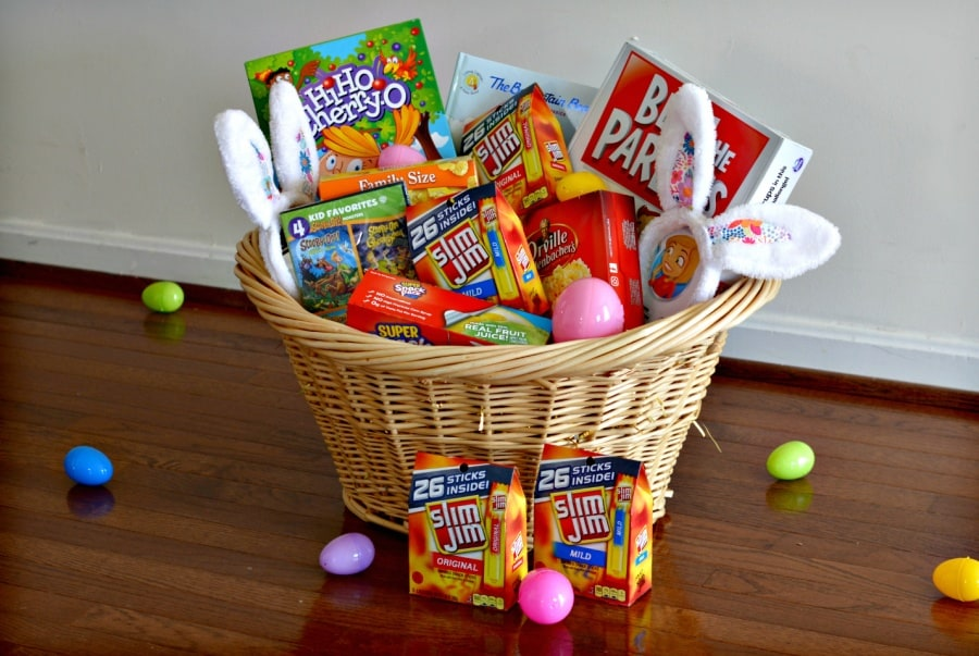 25 awesome ideas to include in your family easter basket negle Choice Image
