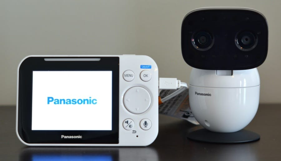 Panasonic Long Range Baby Monitor