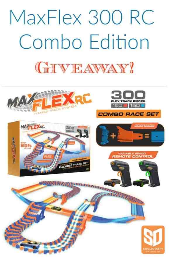Max Flex RV Flexible Track System Giveaway