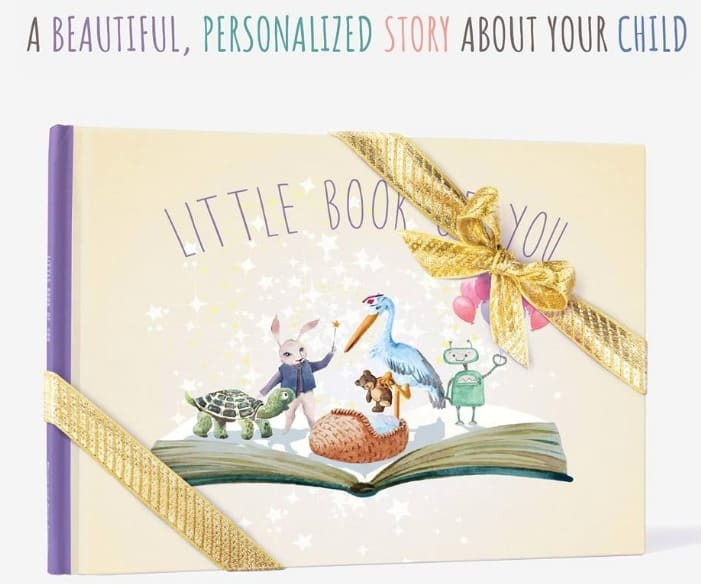 Little Book Of You Personalized Story About Your Child