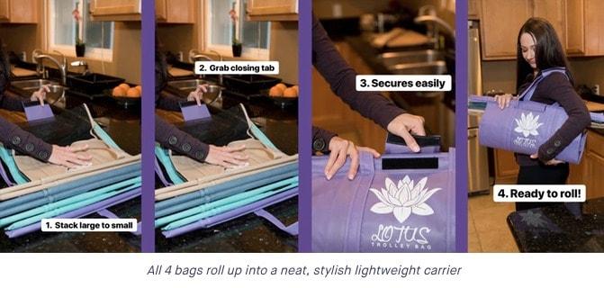 Lotus Trolley Bag 3.0